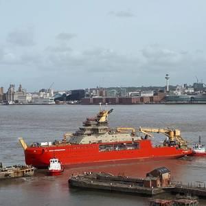 Cammell Laird Reveals Ro-Pax Ferry Design
