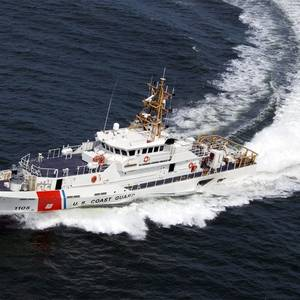 Bollinger Delivers 19th FRC to the USCG