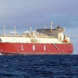 Tankers Carrying U.S. LNG Heading to China After Tax Waivers Granted