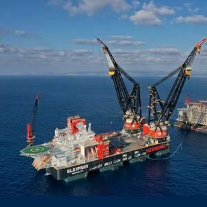 World's Largest Semi-Sub Crane Vessel to Arrive in Port of Rotterdam