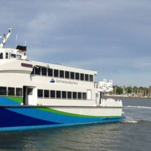 Kitsap Transit Acquires Vessel from San Francisco Bay Ferry