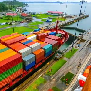 Panama Canal Tweaks Payment System to Help Ships During Coronavirus
