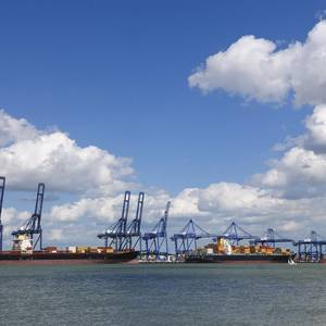 UK Says It's Wrong To Conflate Port Congestion With Brexit
