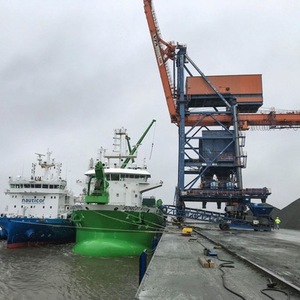 Ship-to-Ship LNG Bunkering Ops Commence in Germany