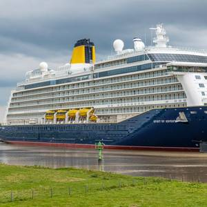 Meyer Werft Delivers Saga Cruises' Spirit of Adventure