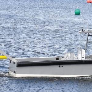 SeaRobotics Unveils Autonomous Hybrid Boat