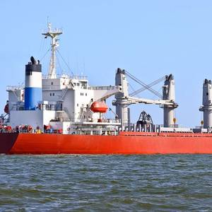 Baltic Dry Index Falls for Fifth Day