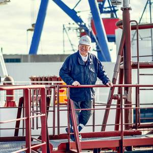 Interview: Steinar Nerbovik, President & CEO, Philly Shipyard