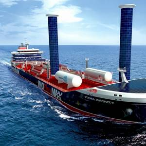 Stena Bulk Presents Fuel-efficient Tanker Prototype