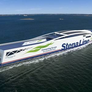 Stena Line Plans to Launch 'Fossil-free' Ships Before 2030