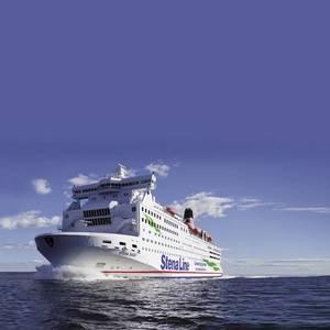 Stena RoPax Ferry to Become a Hospital Ship