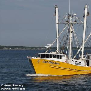 Crewmember Charged for Fishing Vessel Murder