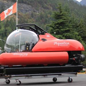 There's a New Manned Submersible on the Market