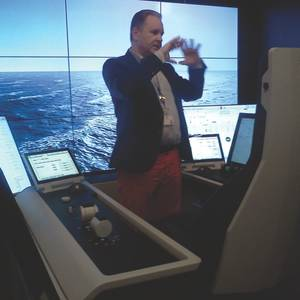 Ultimate SIM: Kongsberg's Digital Ecosystem