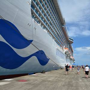 US Considers Discouraging Cruise Travel