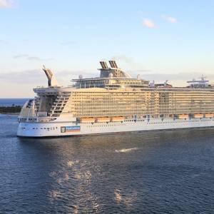 Stuck in Port, Royal Caribbean Posts $1 Billion Quarterly Loss