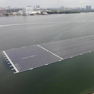 World's Largest: Sunseap to Build $2B Floating Solar Farm in Batam, Indonesia