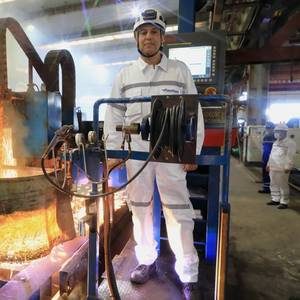 Steel Cut for Finnlines' New RoPax