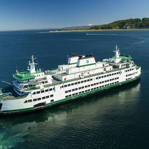 Washington State's New Ferry Starts Operations