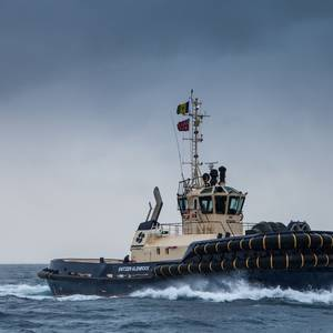 New Tug Delivered to Svitzer Australia