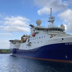 Gibdock Repairs Shearwater Duo
