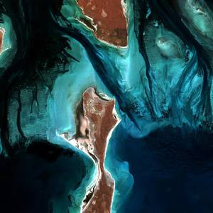 NSF Grant to Enhance Satellite-derived Bathymetry Technology