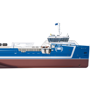 Schottel CPPs for Damen-Design Russian Crab Vessels