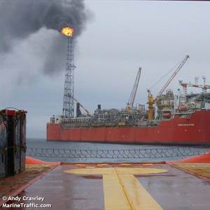 Suncor Extinguishes Fire on Terra Nova FPSO