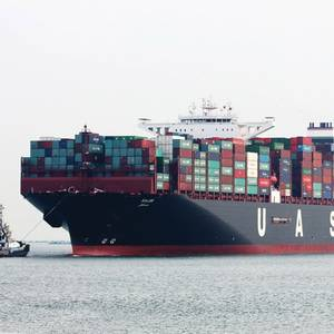 Marine Fuel: World First for Megaboxer MV Sajir