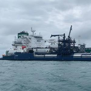 Sovcomflot, Shell 'Green Funnel' Project Hits LNG Fueling Milestone