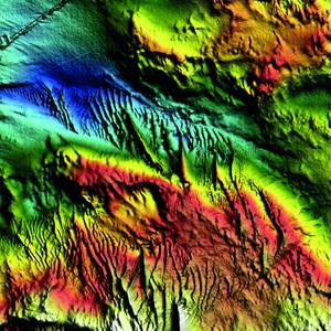 Kongsberg Launches Bathymetric Image Contest
