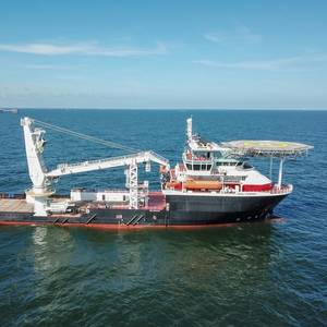 New IMR Vessel for Otto Candies