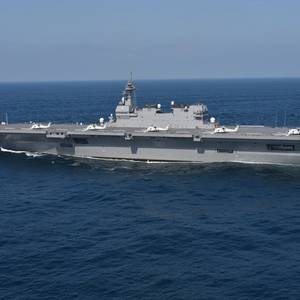 Japan Considers Refitting Its Largest Warship
