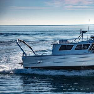 Armstrong Marine Delivers R/V to University of AK