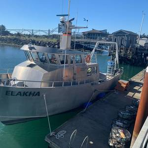 Elakha: The Repowering of OSU's Valued Research Vessel