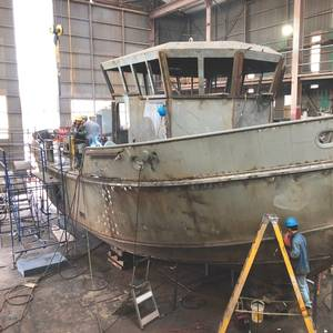 US Shipyards Forge Ahead Through COVID-19