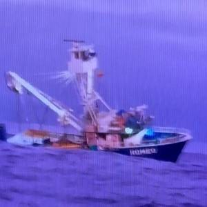 Tanker Rescues 18 from Sinking Fishing Vessel