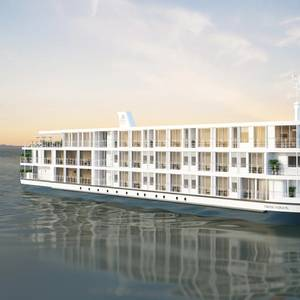 Viking to Launch New River Cruise Ship in 2021