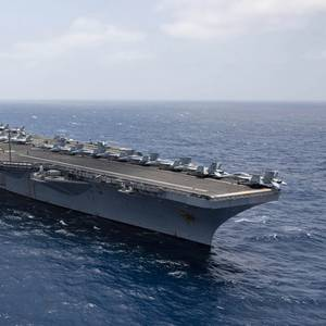 US Navy Ships Set Record for Longest Stretch at Sea