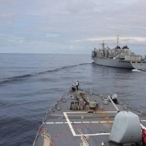 US, UK Navies Conduct Antisubmarine Drills in the Arctic