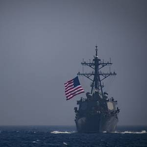 US Navy Returns to Israeli Port in Sign of 'Deep Alliance'
