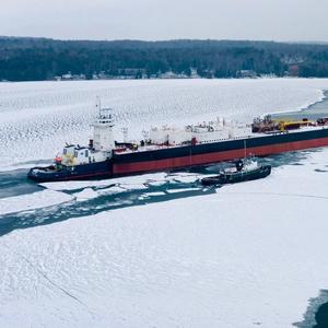 Fincantieri Bay Shipbuilding Delivers Kirby ATB