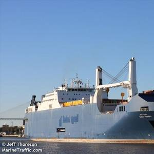 Saudi Ship Leaves France Without Arms Cargo