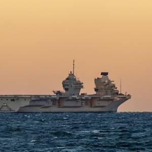 US, UK Tighten Navy Partnership