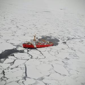 New Study Finds Polyester Fibers Throughout the Arctic Ocean