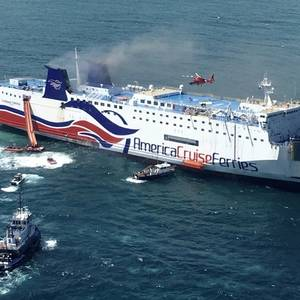 Fuel Leak Caused Caribbean Fantasy Fire -NTSB