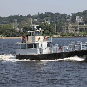 After 40 Years of Service, Ferry Completes Major Refit