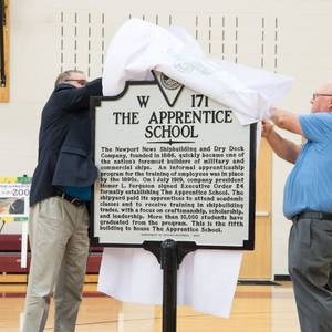MN100: The Apprentice School at Newport News Shipbuilding