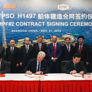 SBM Orders Second Fast4Ward FPSO Hull