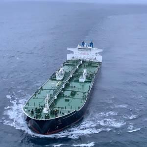 Tanker Crewman Medevaced off Alaska